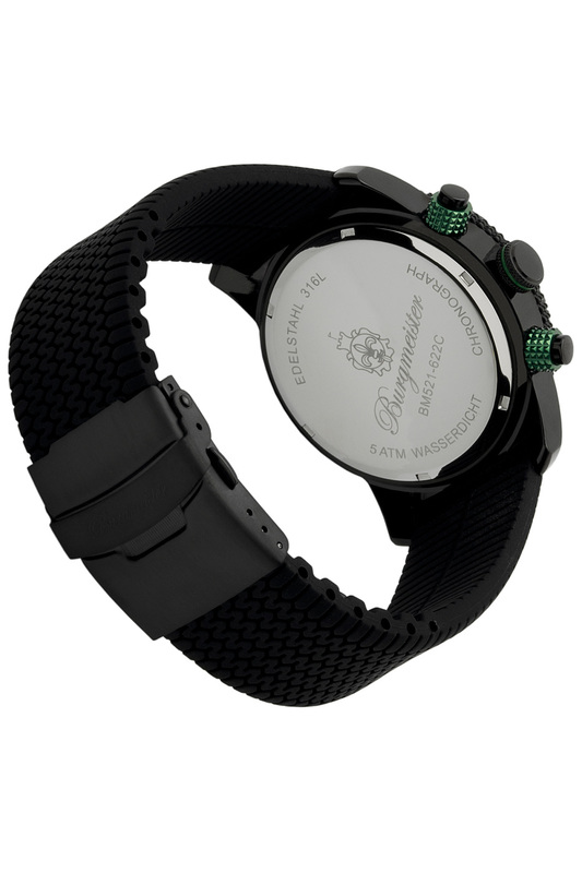 watch Burgmeister watch