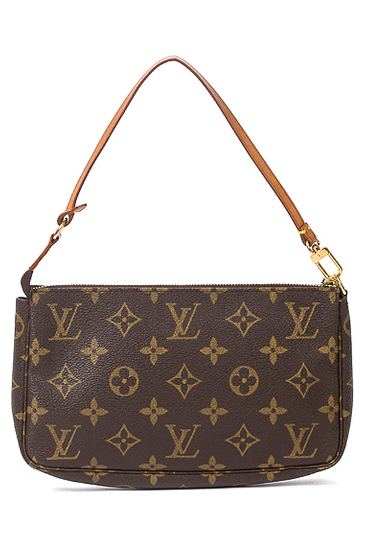 bag LOUIS VUITTON VINTAGE bag сабо deri