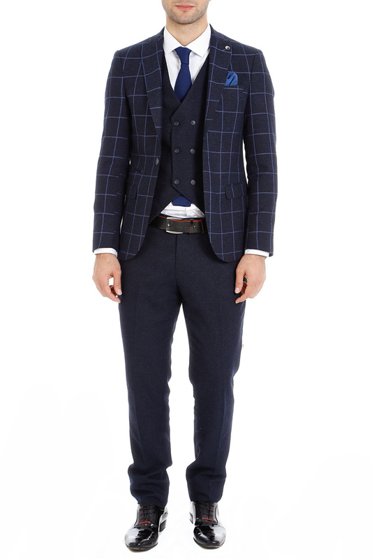 suit WSS WESSI MENSWEAR suit плед 145х200 jardin плед 145х200
