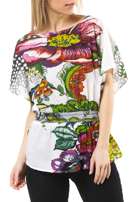 BLOUSE Desigual BLOUSE blouse trussardi collection blouse
