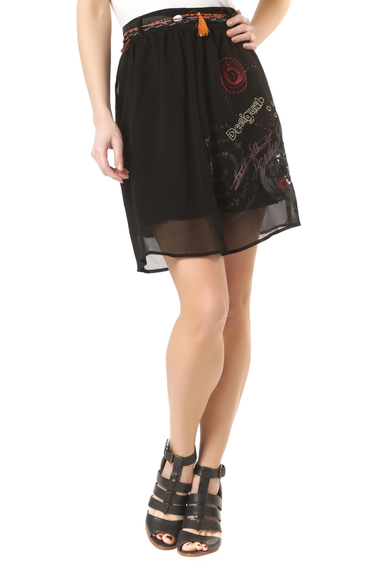 SKIRT Desigual SKIRT bluetooth гарнитура samsung mg900 черный
