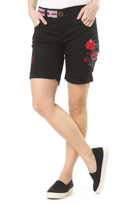 TROUSERS Desigual TROUSERS trousers sylvia heise trousers