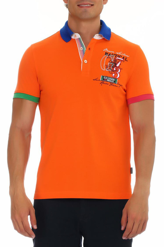 polo t-shirt Galvanni polo t-shirt комбинезон evercode комбинезон