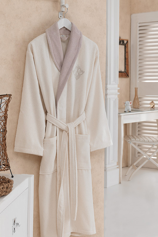 Bathrobe Cotton box Bathrobe bathrobe set marie claire bathrobe set page 3 page 1