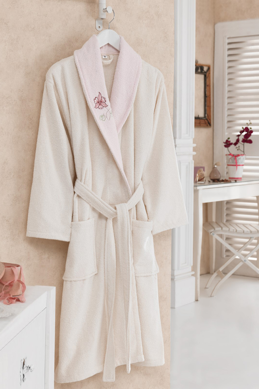 Bathrobe Cotton box