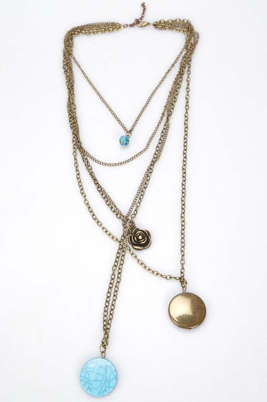 Necklace CHICCY Necklace necklace m by maiocci necklace