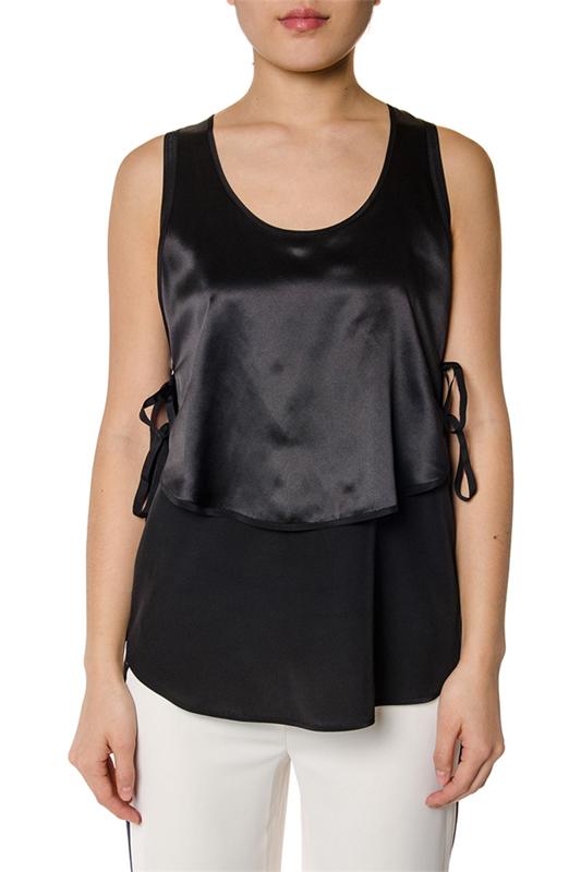 Top & tanks Victoria Victoria Beckham Top & tanks блуза naturel блуза
