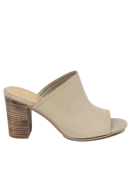 Женские сабо Mariella 3510LARGE_TAUPE
