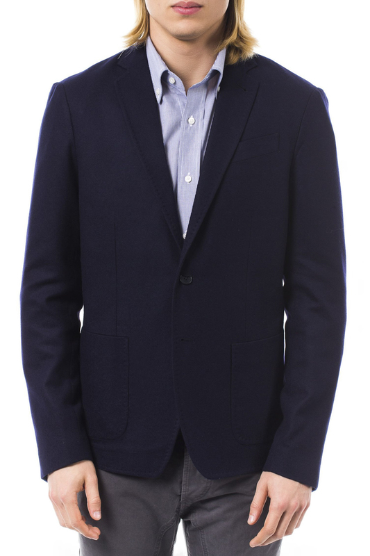 Пиджак Trussardi Collection 49501_7_BERGAMO_BLUETTE