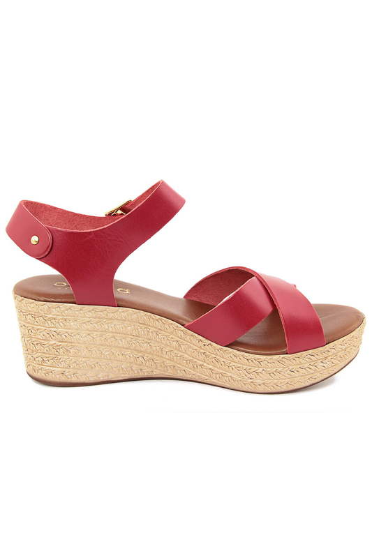WEDGE SANDALS ONAKO Босоножки на танкетке (платформе) чайник 1 0л эдем anna lafarg lf ceramics 8 марта женщинамhref page 2