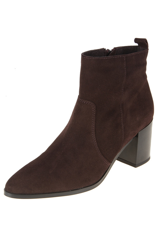 ankle boots CENTOUNDICI Ботильоны на толстом каблуке ankle boots roberto botella ankle boots