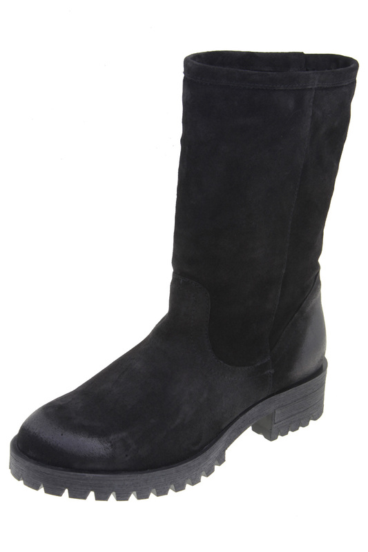 Half-boots CENTOUNDICI Half-boots women wedge half short boot platform snow warm thickened winter mid calf boots fashion footwear shoes p21399 size 34 39