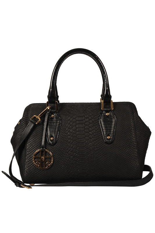 Shoulder bag Silvio Tossi Shoulder bag the same star lady shoulder bag fashion calfskin women bag lock chain shoulder strap diamond women leather handbags