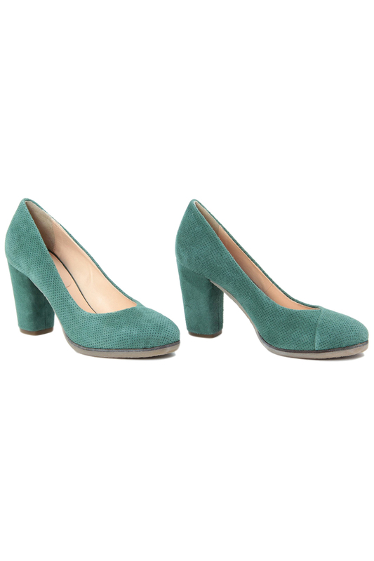 Купить Shoes PAOLA FERRI, Туфли лодочки, Green