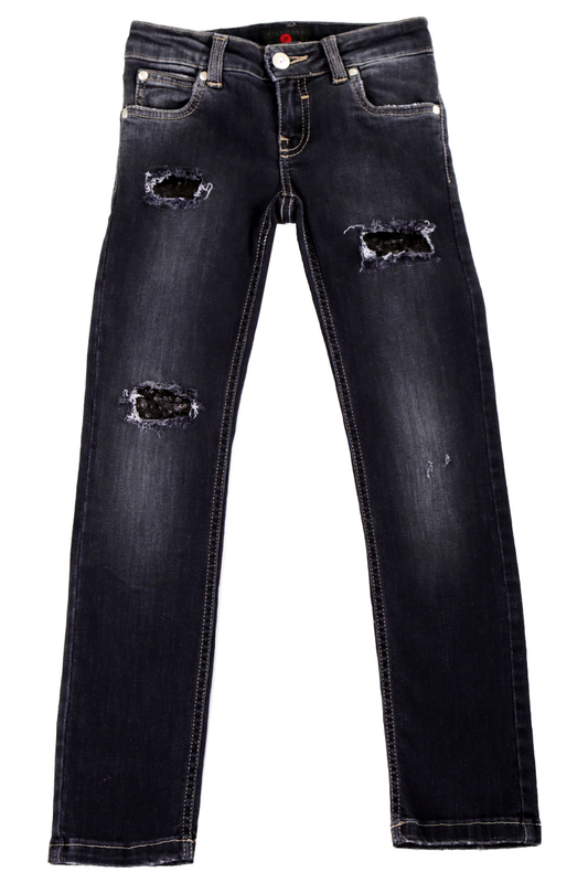 Jeans RICHMOND JR Jeans блуза limonti