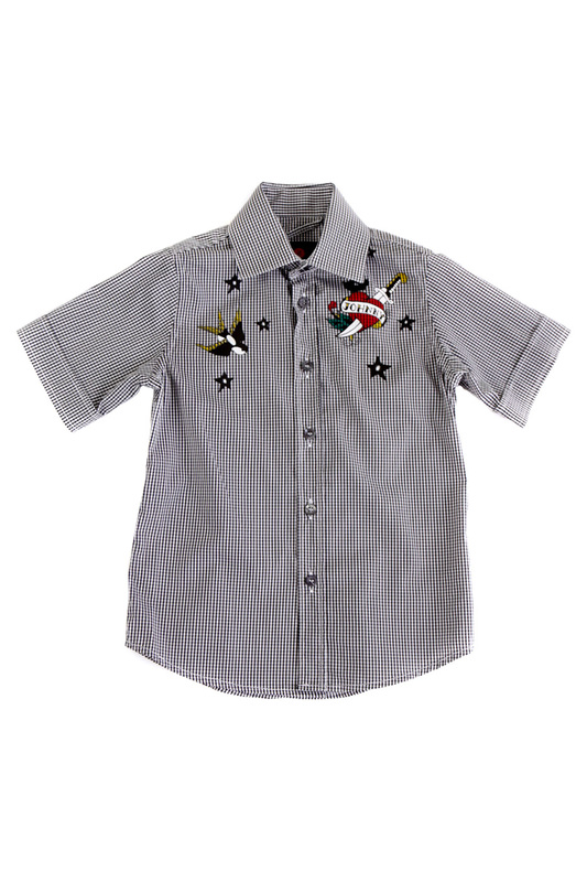 Купить Shirt RICHMOND JR, Черный