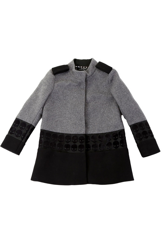 Coat RICHMOND JR Coat blouse elena gruenert blouse