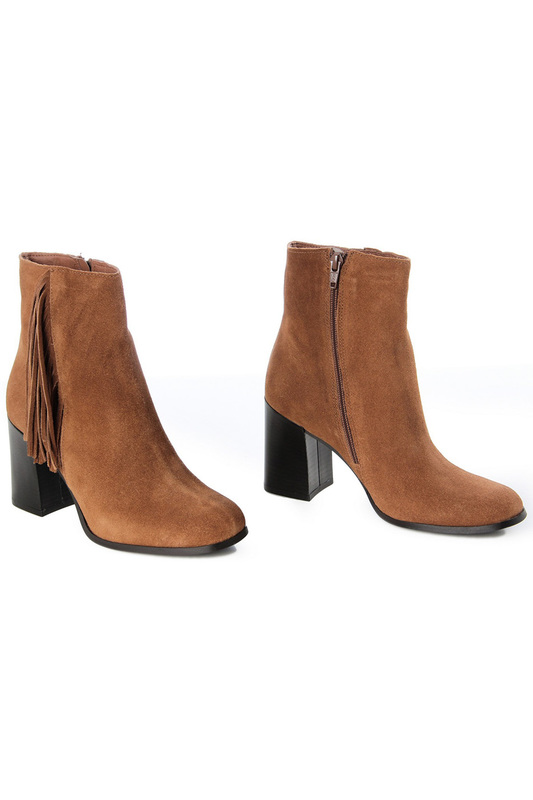 ankle boots GUSTO Ботильоны на толстом каблуке