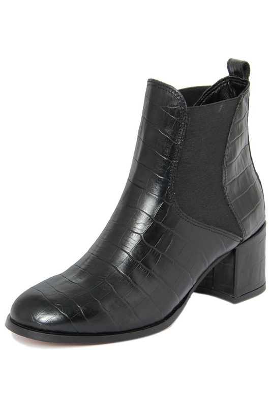 ankle boots GUSTO Ботильоны на толстом каблуке ankle boots roberto botella ankle boots