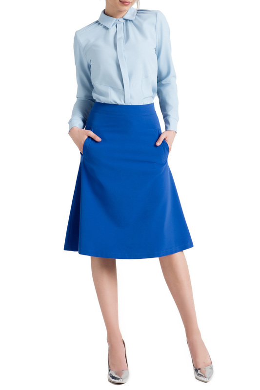 SKIRT Peperuna SKIRT tie waist plaid pencil skirt
