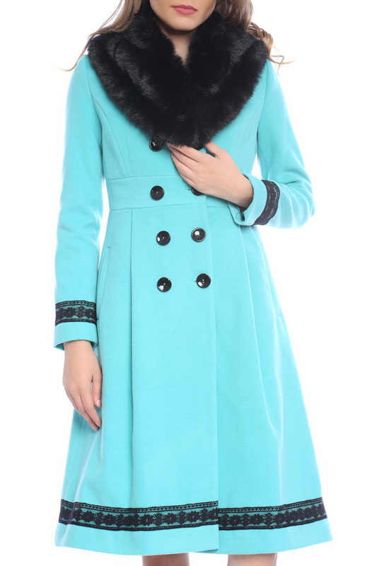 coat Moda di Chiara Пальто длинные coat miss blumarine coat