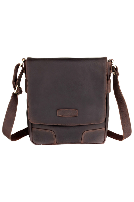 bag WOODLAND LEATHER bag wire man bag small light horizontal handbag business bag male fashion portable genuine leather briefcase