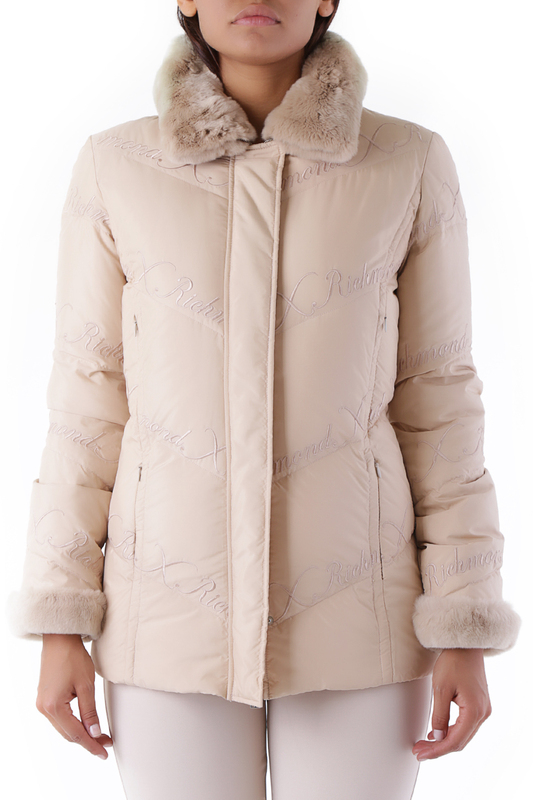 Jacket RICHMOND X Jacket fur jacket john richmond fur jacket