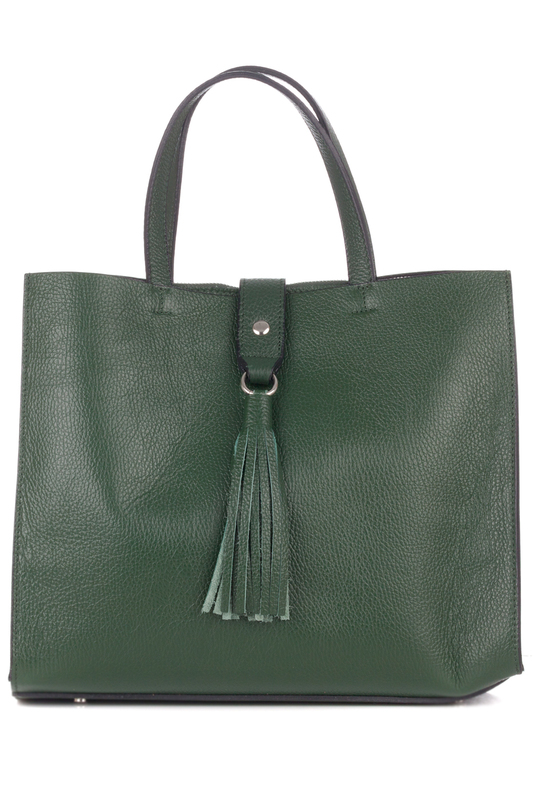 Купить Bag LAURA MORETTI, GREEN