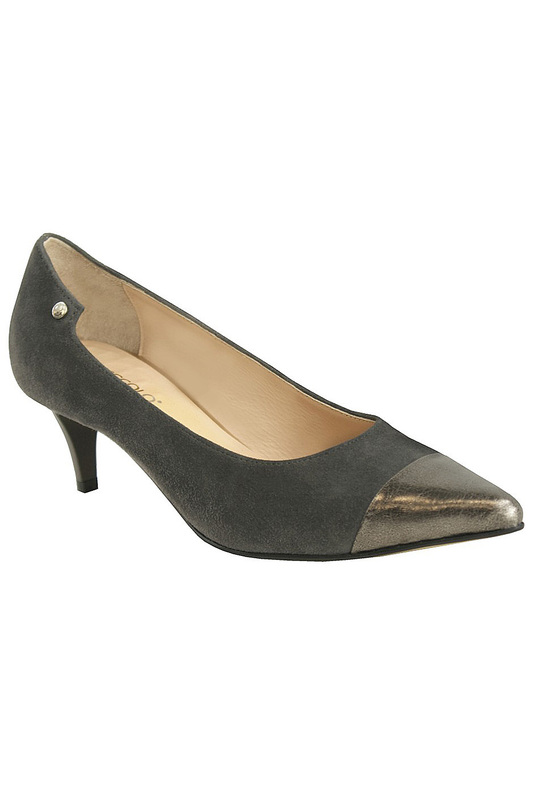 Купить Shoes BOSCCOLO, Туфли лодочки, Dark grey