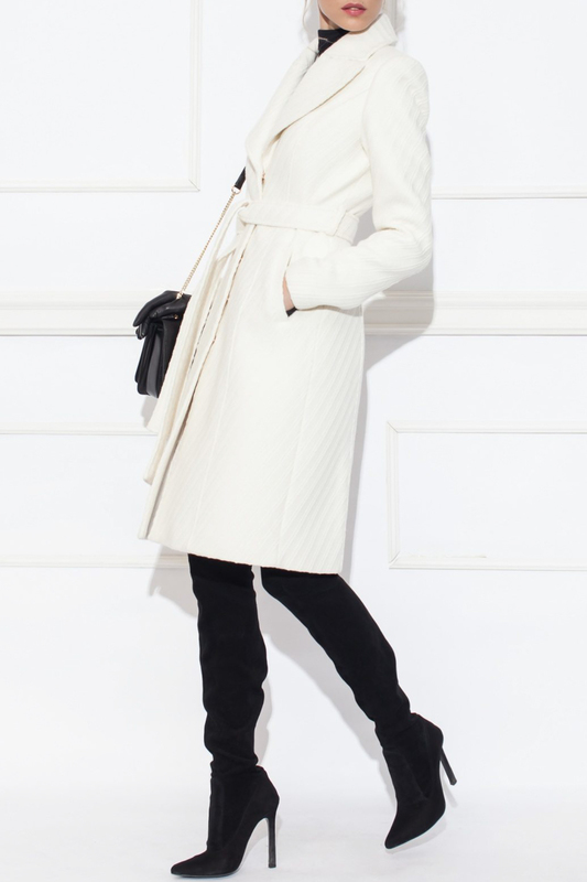 coat Nissa Пальто длинные coat miss blumarine coat