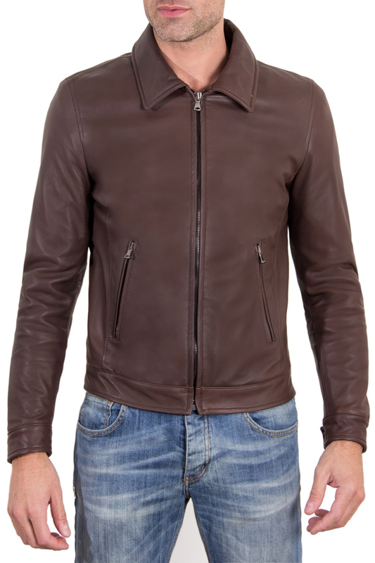 Leather jacket AD MILANO Куртки косухи jacket richmond x куртки косухи page 4