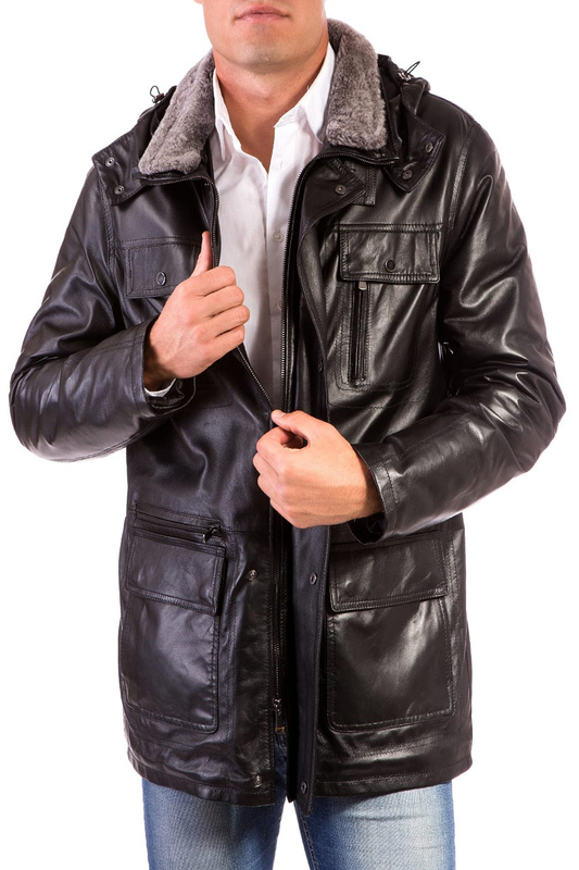 Leather jacket AD MILANO Leather jacket покрывало россини 240х260 daily by t