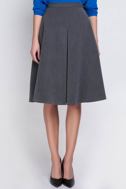 skirt LANTI skirt knot front zip up back skirt