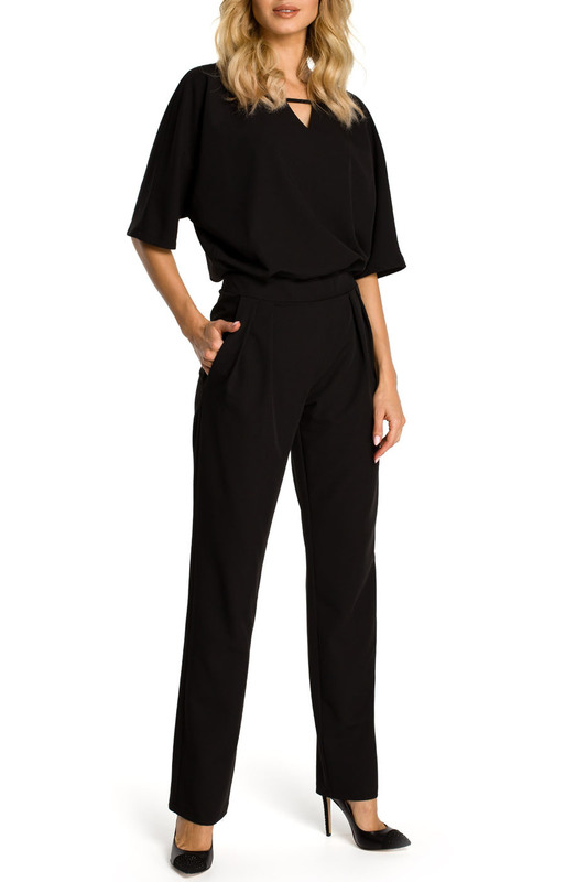 jumpsuit Moe jumpsuit solid wide leg cami jumpsuit