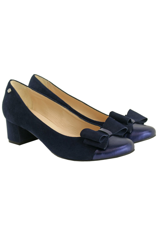 Купить Shoes BOSCCOLO, Туфли лодочки, Navy blue
