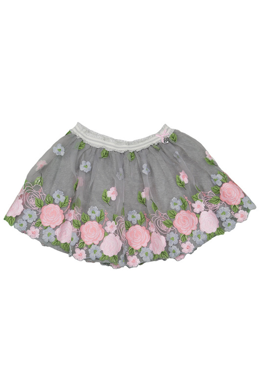 SKIRT BABY BLUMARINE SKIRT толстовка baby blumarine толстовка