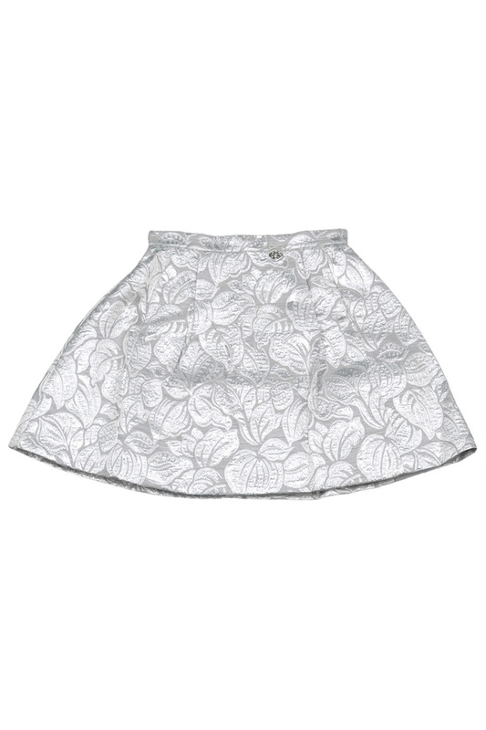 PATTERNED SKIRT Miss Blumarine PATTERNED SKIRT жакет escada 8 марта женщинам