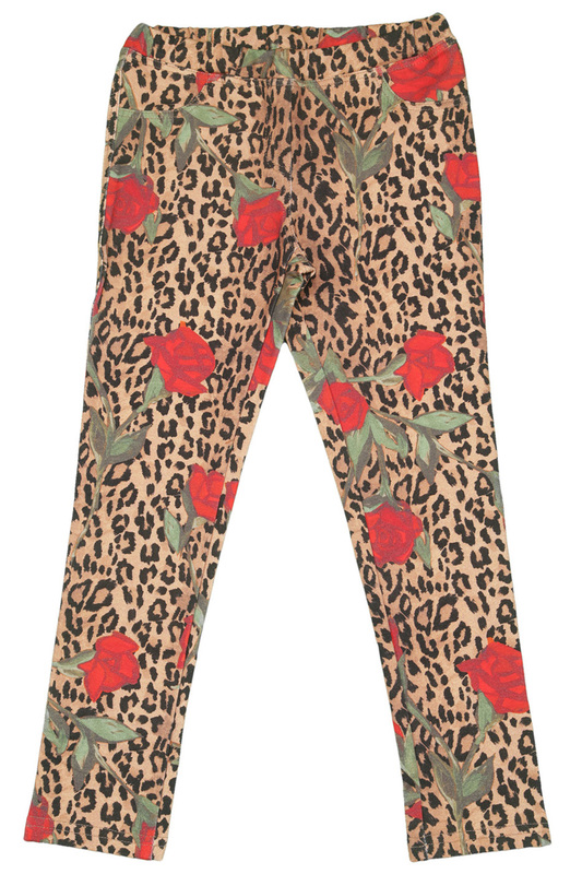 PRINTED LEGGINGS BABY BLUMARINE PRINTED LEGGINGS толстовка baby blumarine толстовка