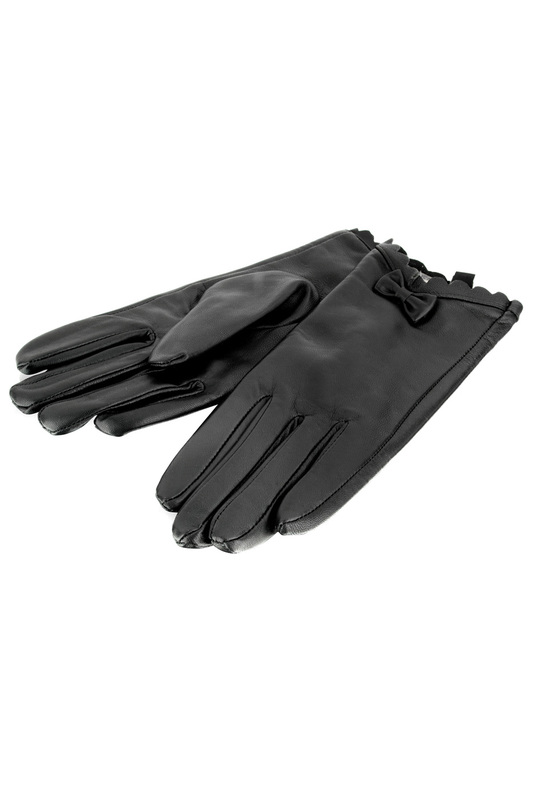 gloves WOODLAND LEATHER gloves
