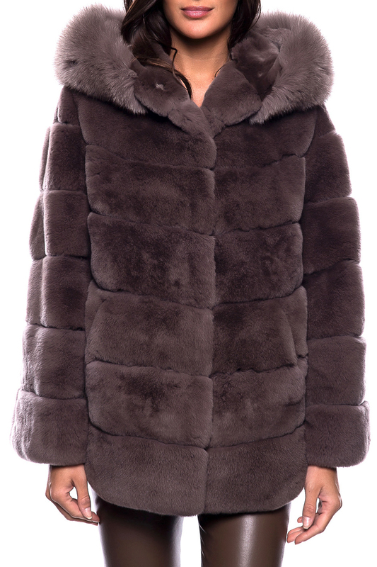 fur coat John & Yoko Шубы длинные fur coat giorgio fur coat