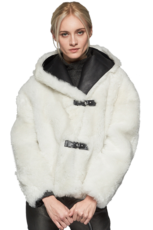 sheepskin coat VESPUCCI BY VSP sheepskin coat sheepskin coat giorgio di mare sheepskin coat