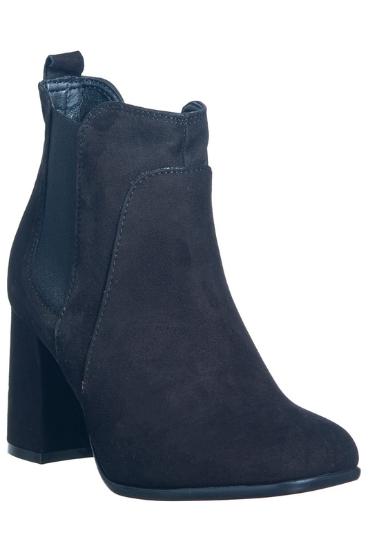 ankle boots LORETTA BY LORETTA Ботильоны на толстом каблуке ankle boots roberto botella ankle boots