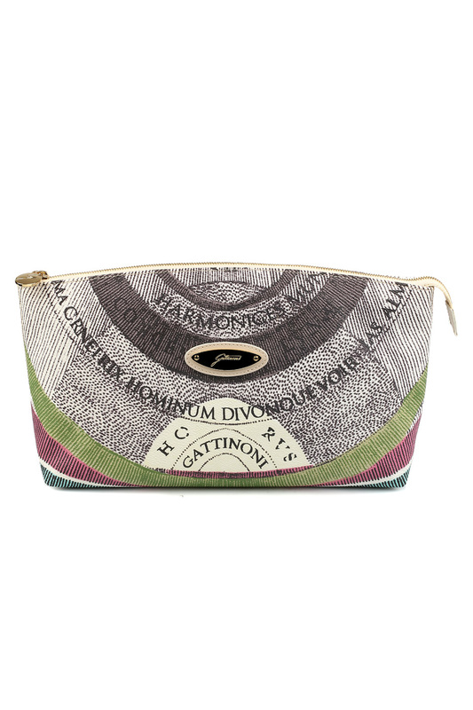 cosmetics bag Gattinoni