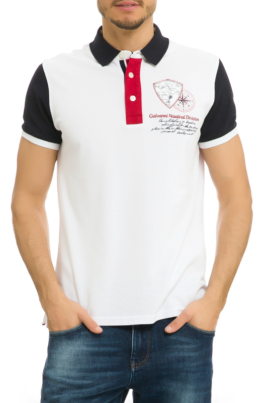 POLO T-SHIRT Galvanni POLO T-SHIRT полусапоги gf ferre полусапоги