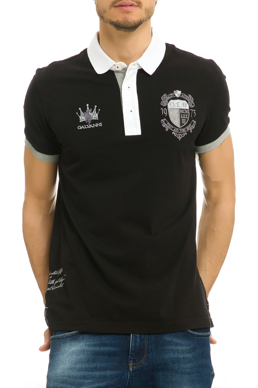 POLO T-SHIRT Galvanni POLO T-SHIRT блуза leshar блуза