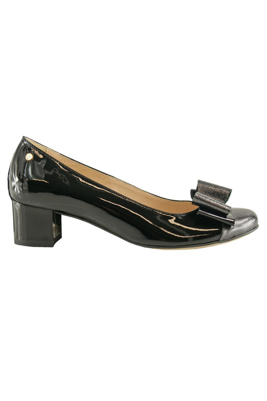 Купить Shoes BOSCCOLO, Туфли на каблуке, Black, silver