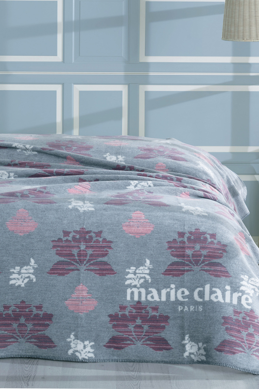 Double Blanket Marie claire Double Blanket джинсы tom farr джинсы в стиле брюк