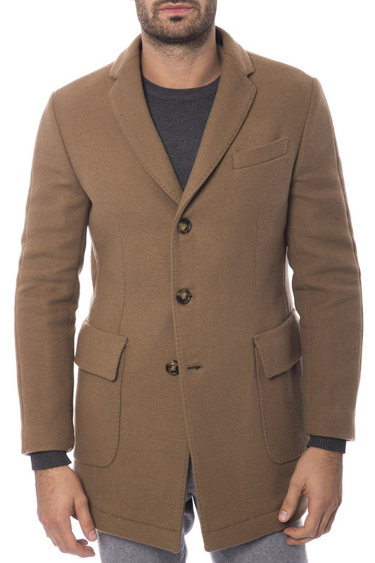 coat Trussardi Collection Пальто короткие топ trussardi collection