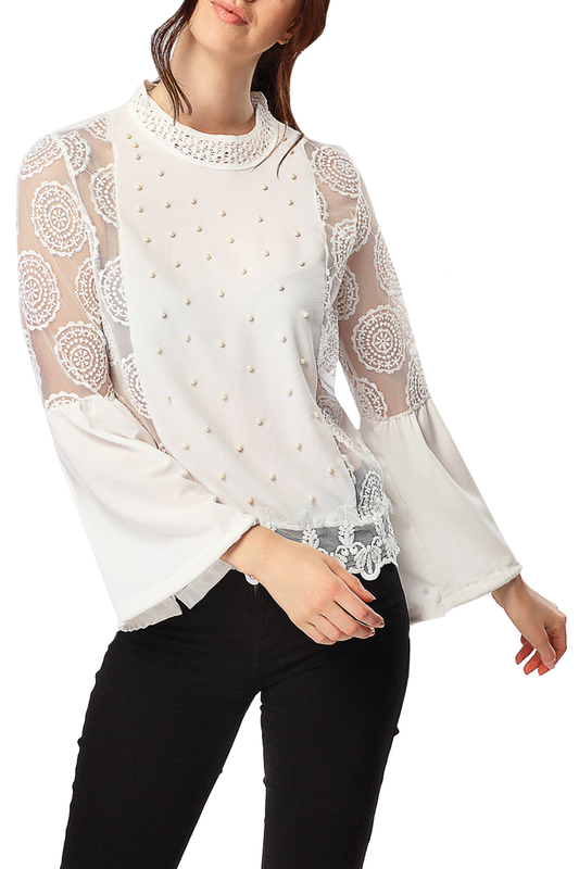 blouse ZIBI LONDON blouse брюки miarte