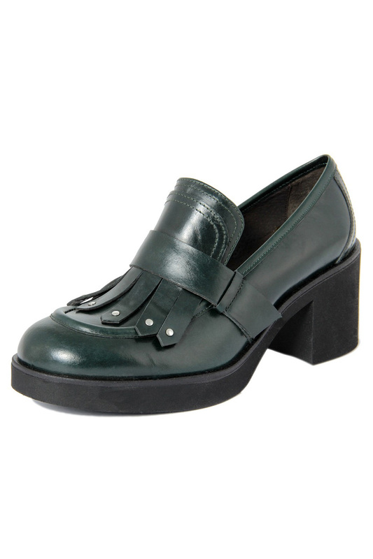 Купить Shoes PAOLA FERRI, Green
